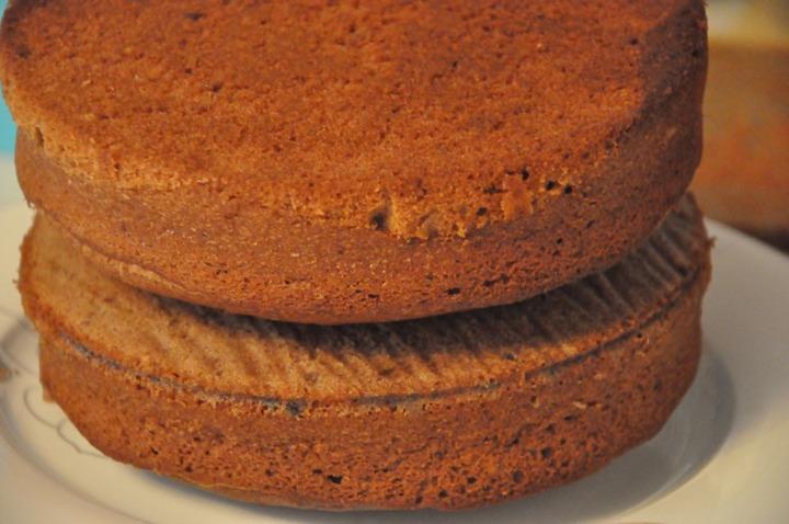 Торт с кока-колой