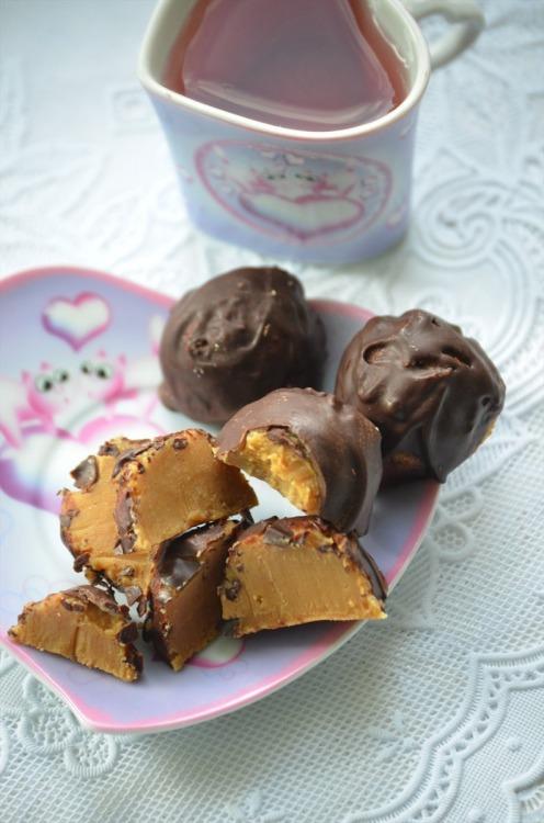 Брюност в шоколаде