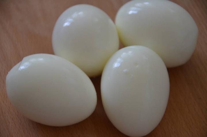 Паштет из яиц и баклажанов