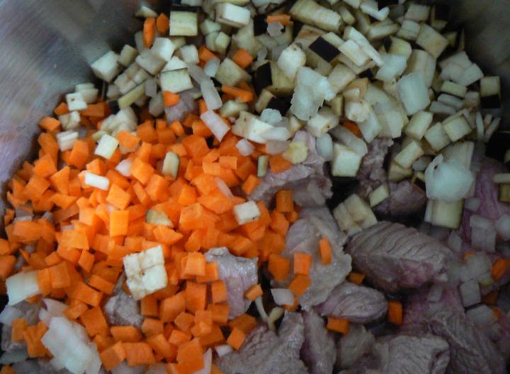 Кобблер с телятиной