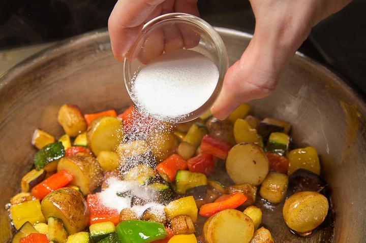 Говядина в соусе карри