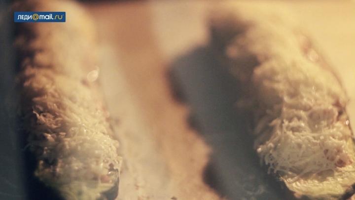 Фаршированные кабачки