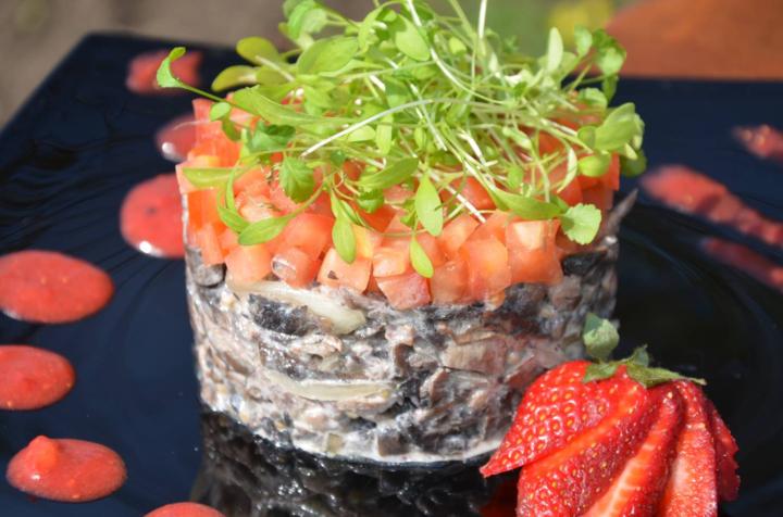 Рецепты салатов в кулинарном кольце