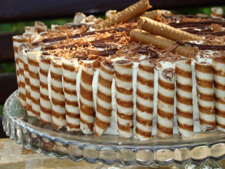 Быстрый тортик фото
