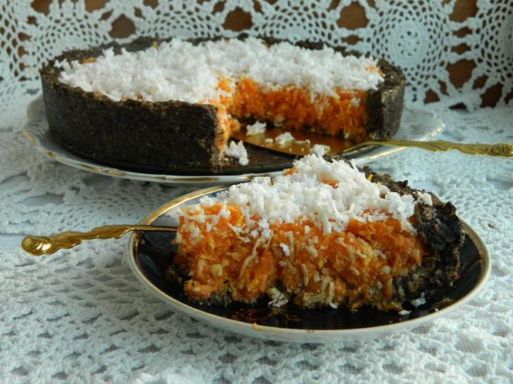 Торт сыроедческий фото рецепт
