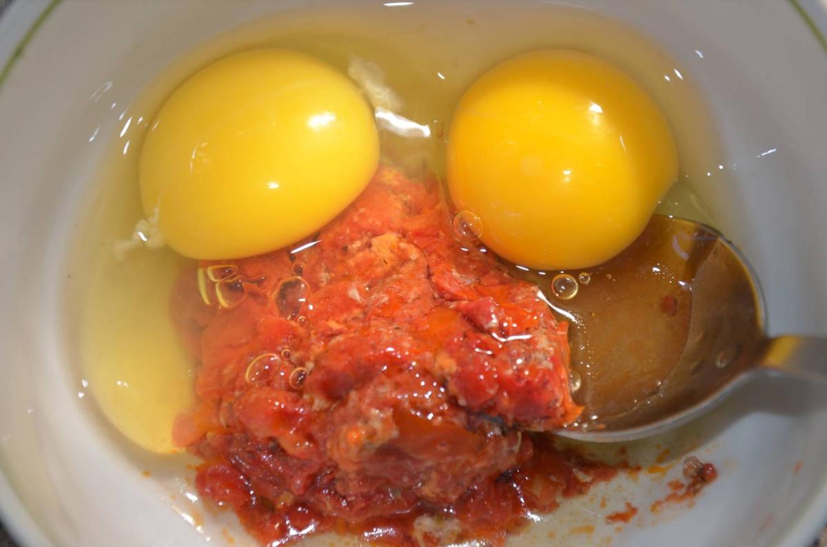 Завтрак с прованским акцентом
