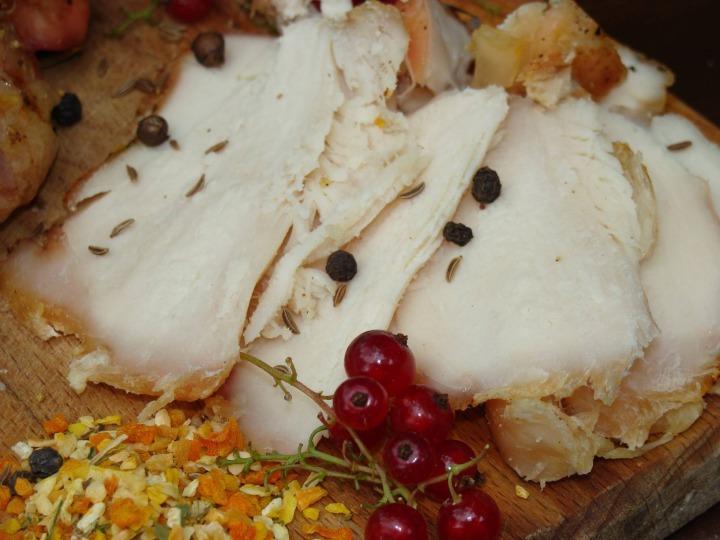 Сушеное куриное филе