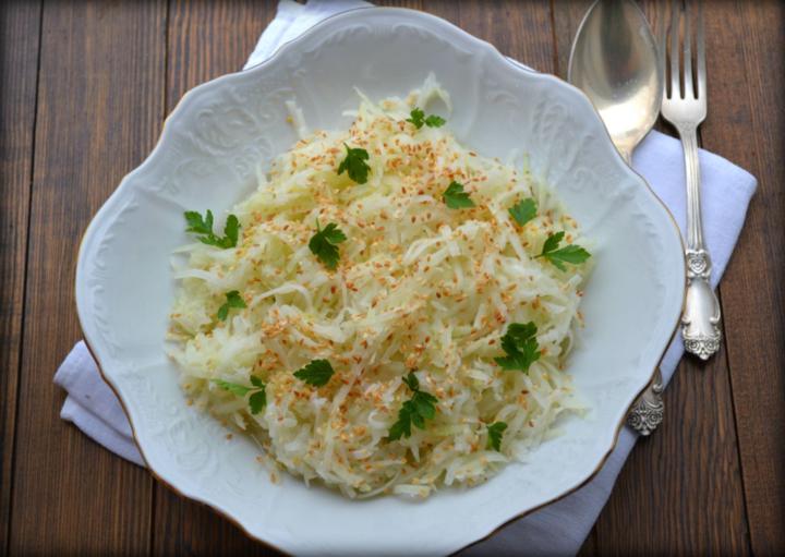 рецепты приготовления из капусты кольраби