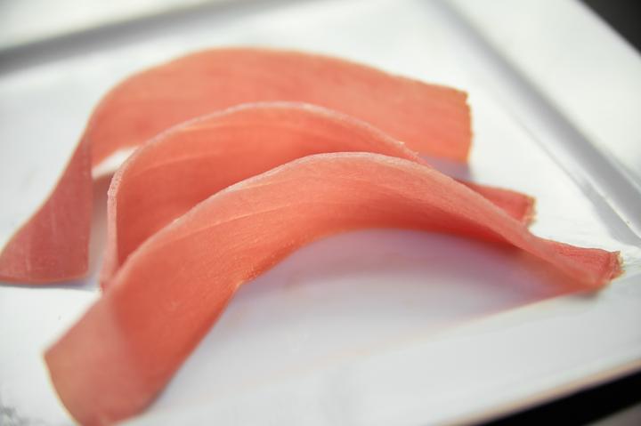 Карпаччо из тунца