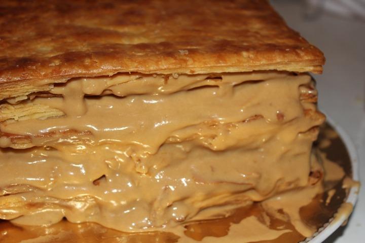 Торт со сгущенкой рецепт в домашних условиях - Мировое путешествие