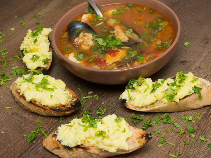Рыбный суп: необычный рецепт