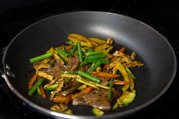 Мясо по-азиатски