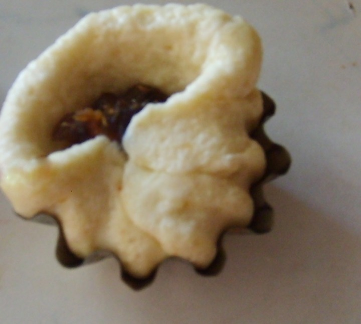 Финиковые пирожные